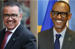 President Kagame, Dr Tedros Defend Health As Foundation of African Prosperity