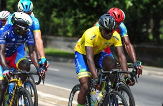 Team Rwanda Departs for La Tropicale Amissa Bongo Tonight