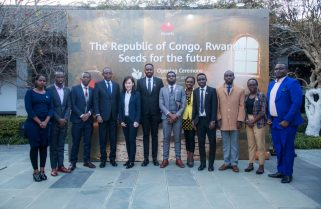 More Rwandan Students Selected for China's Huawei Skills Training