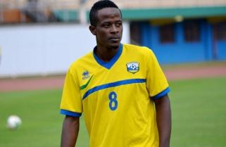 Amavubi Skipper Haruna Ruled out with A Knee Injury