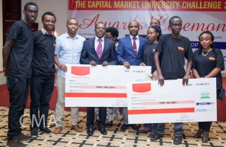 800 Contestants for Capital Market University Challenge
