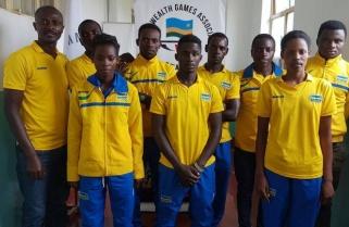 Meet The Rwanda Dream team for Commonwealth Games