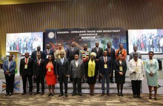Rwanda, Zimbabwe Explore Trade Opportunities