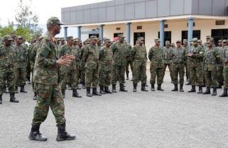 Rwanda Sends 150 Personnel for EAC Military Exercise