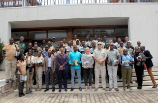 Rwanda Development Board Kicks off Training of Local Birding Guides