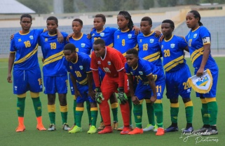 Kanyamihigo On Target As Rwanda Holds DR Congo In Women's Friendly Match