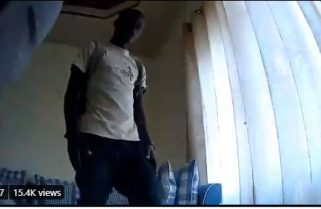 House Break-in ring Busted in Kigali