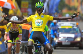 Rwandan Trio Vying for Best African Cyclist Award