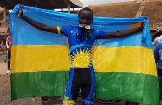 Africa Cycling Cup: Rwandan Mugisha Grabs Two Medals in Elite & U-23 Road Race