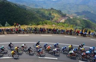 Tour du Rwanda: Rugg Wins Stage Four as Mugisha Keeps Hold of Yellow Jersey