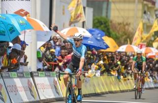 Tour du Rwanda: Hellman Registers Second Stage Victory, Mugisha Keeps Firm Grip on Yellow Jersey