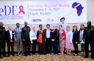 Global Scientists Gather in Rwanda to boost New Strategy Against HIV