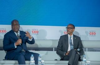 Time to Build Bridges NOT Walls Between Neighbors – President Tshisekedi