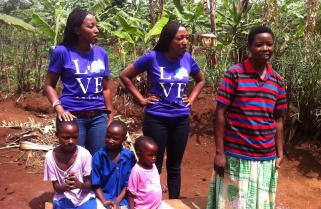 From Toronto, Twin Sisters Bring Hope for Orphans