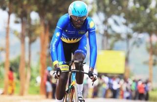 Team Rwanda in Ethiopia for African Road Champs