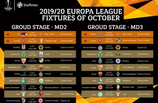 Sponsored: Watch UEFA Europa League on StarTimes Gunners and Reds Looking for Another Win