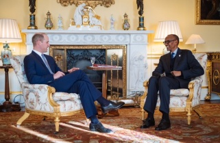 Kagame's Busy Schedule in London