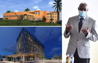 Prof. Lyambabaje Takes Over as UR Vice Chancellor, Tough Job Awaits