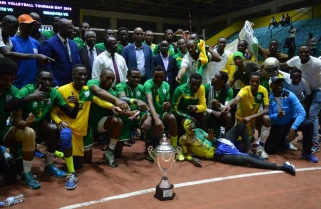 Heroes Cup 2019: UTB Sweeps Volleyball Titles
