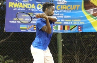 Mugabe, Changawa eye top Prize at Rwanda Tennis Open