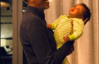 A Happy Grandpa: President Kagame shares First Photos of Granddaughter