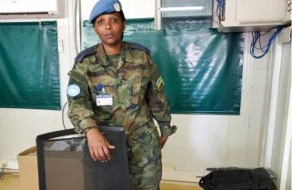 Meet the Women Raising Rwanda's Flag High In Peacekeeping World