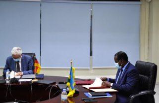 German Injects €78 M Into Rwanda's COVID-19 Recovery