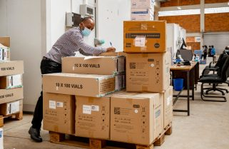 COVID-19: Rwanda Starts A New Vaccination Phase