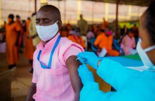 COVID-19 Rwanda: Vaccination Kicks Off In Prisons