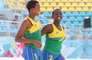 YOG Beach V-ball: Rwanda Fall to Mexico, face Venezuela on Friday