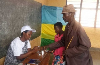 Excitement as Rwandans Go to Polls