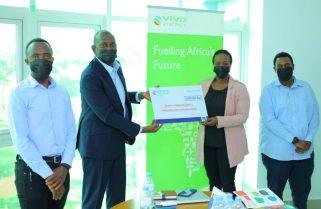 Vivo Energy Rwanda Sponsors Ten Students Through Imbuto Foundation