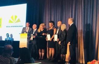 Rwanda's AIF Nominated for Global Award