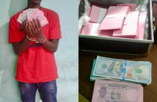 Rubavu: Man Arrested With Over Rwf13.6m Counterfeit Notes