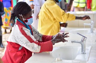 Featured: Rwanda Joins World to Mark 2020 Global Handwashing Day