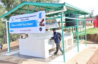 WaterAid: 10 Years of Extending Equitable Safe Water Supply, Promoting Hygiene in Rwanda