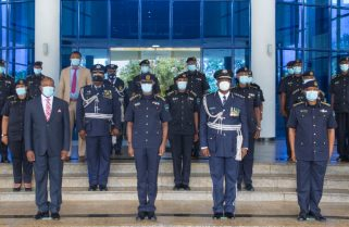 Rwanda, Zambia Police Heads Hold Talks, to Boost Cooperation