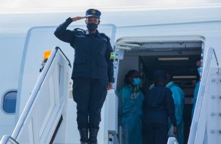 Off They Go: Rwanda Rotates Female-Dominated Peacekeeping Police Contingent in S. Sudan