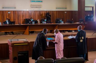 """I am Not a Rwandan National""- Rusesabagina Tells Court as FLN's Nsabimana Pins Him"