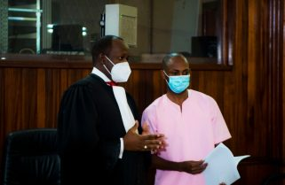 FLN's Nsabimana Reaffirms Claims of Zambian Support in Rusesabagina Terror Trial