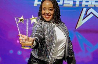 Karaoke queen Jazmine Takes Home Rw50m Jackpot as 'The Next Popstar' Winner