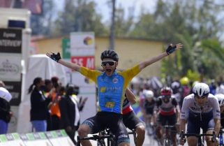 Tour du Rwanda: Alan Boileau Makes It Two In Row As Sanchez Brayan Claims Yellow Jersey