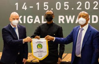 President Kagame on What Africa Can Do to Develop Football