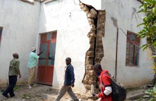 More Tremors Rock Rwanda as Rubavu Residents Flee from Cracking Buildings