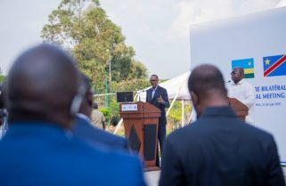 """""""This is Just the Beginning"""" Kagame, Tshisekedi on Renewed Rwanda, DRC Ties"""