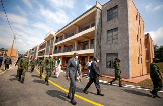 Kwibohora27: State-of-Art Model Village Unveiled in Musanze Symbolizes Hope