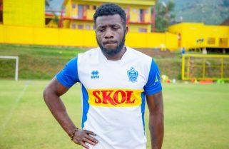 Amavubi Goalkeeper Olivier Kwizera Handed 1-Year Suspended Sentence Over Drug Abuse
