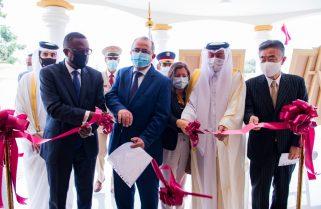 Qatar Inaugurates New Embassy Building in Kigali