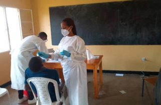 COVID-19: Two-Day Mass Testing Exercise to Reach Every Corner of Kigali
