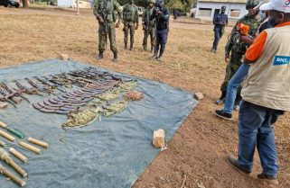 Rwanda, Mozambique Forces Push Out Insurgents, Re-Occupy Awasse